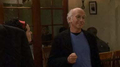 Watch and share Larry David GIFs and Upvote GIFs on Gfycat