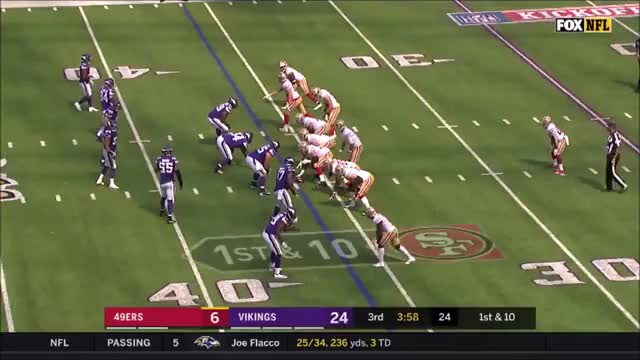 Watch and share San Francisco 49ers GIFs and Minnesota Vikings GIFs by whirledworld on Gfycat