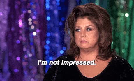 Watch abby lee miller GIF on Gfycat. Discover more related GIFs on Gfycat