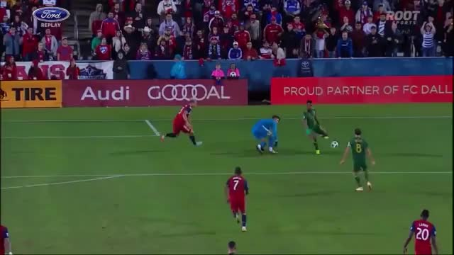 Watch and share Maybe An Own Goal Portland V Dallas 31oct2018 GIFs by C.I. DeMann on Gfycat