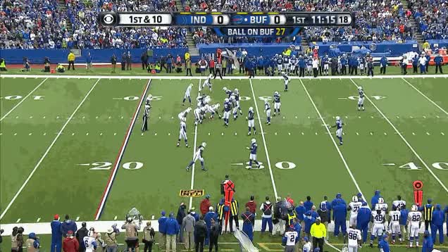 Watch The GIF everyone has been waiting for... the Bills' first offensive play of the season with Cassel at QB (reddit) GIF on Gfycat. Discover more buffalobills GIFs on Gfycat