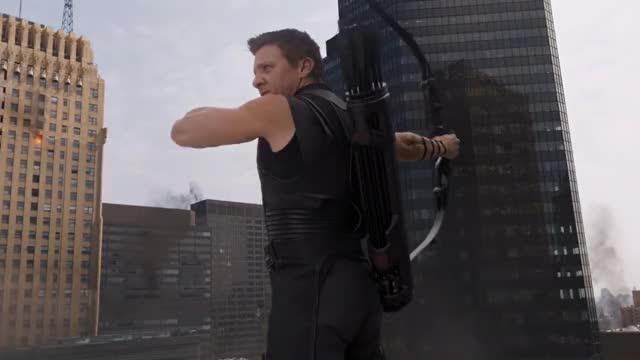 Watch and share Avengers GIFs and Hawkeye GIFs by AMCU on Gfycat