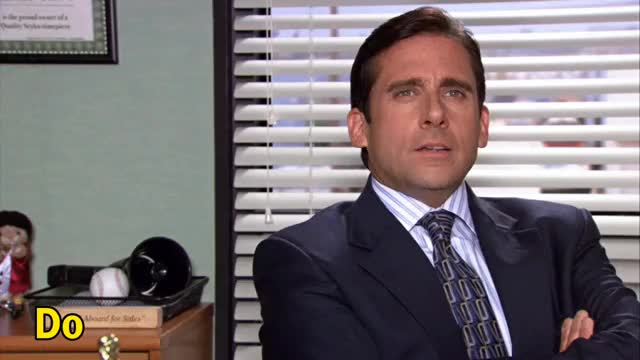 Watch The Office - S4E1 GIF by @loksh1 on Gfycat. Discover more dundermifflin, hifw GIFs on Gfycat