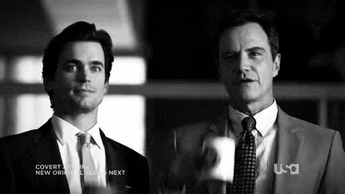 Watch and share White Collar GIFs on Gfycat