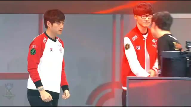 Watch and share SKT Vs RNG - Postgame GIFs on Gfycat