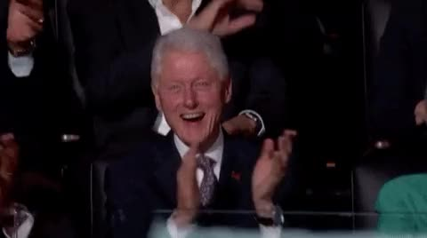 Watch this applause GIF on Gfycat. Discover more applause, bill clinton, clap GIFs on Gfycat