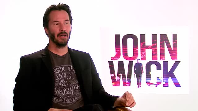 Watch John Wick - Keanu Reeves interview | Empire Magazine GIF on Gfycat. Discover more 4162666218001, Action Film (Film Genre), celebs, empire magazine, empire online, interview, john wick, keanu reeves, video interview, youtube GIFs on Gfycat