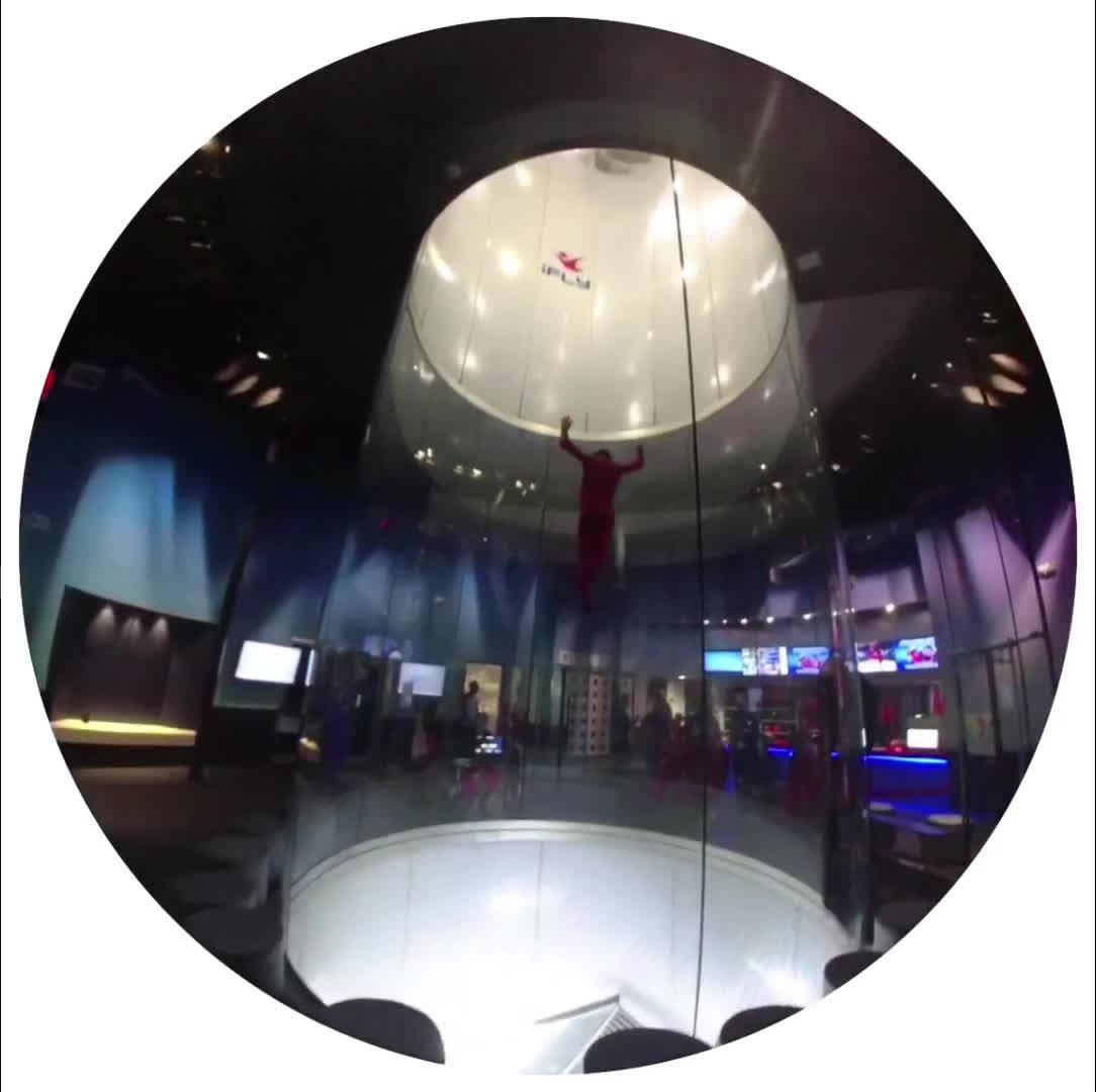 indoor, skydiving, Indoor Skydiving @ iFly GIFs