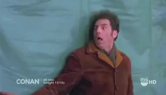 Watch Kramer Tennis GIF on Gfycat. Discover more Kramer, Tennis GIFs on Gfycat
