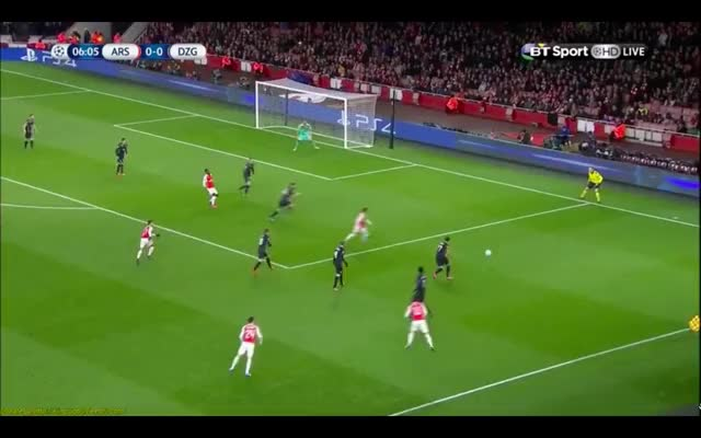 Watch and share Arsenal GIFs and Sanchez GIFs on Gfycat