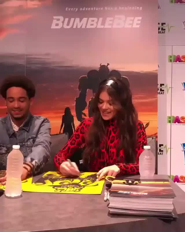 Watch and share Hailee Steinfeld GIFs and Celebs GIFs by mikeythekid on Gfycat