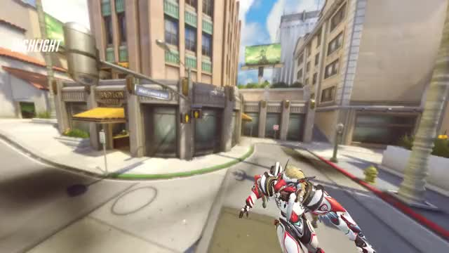 Watch and share Overwatch GIFs and Highlight GIFs by shasoosh on Gfycat