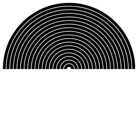 Гифка спираль для улучшения зрения, анимации воздушный поцелуй