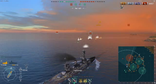 Watch World of Warships 20171209 GIF by creative_hell on Gfycat. Discover more related GIFs on Gfycat