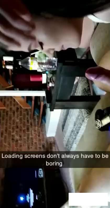 loading Screens and Blowjobs . Im on KIK: xxxteacher6