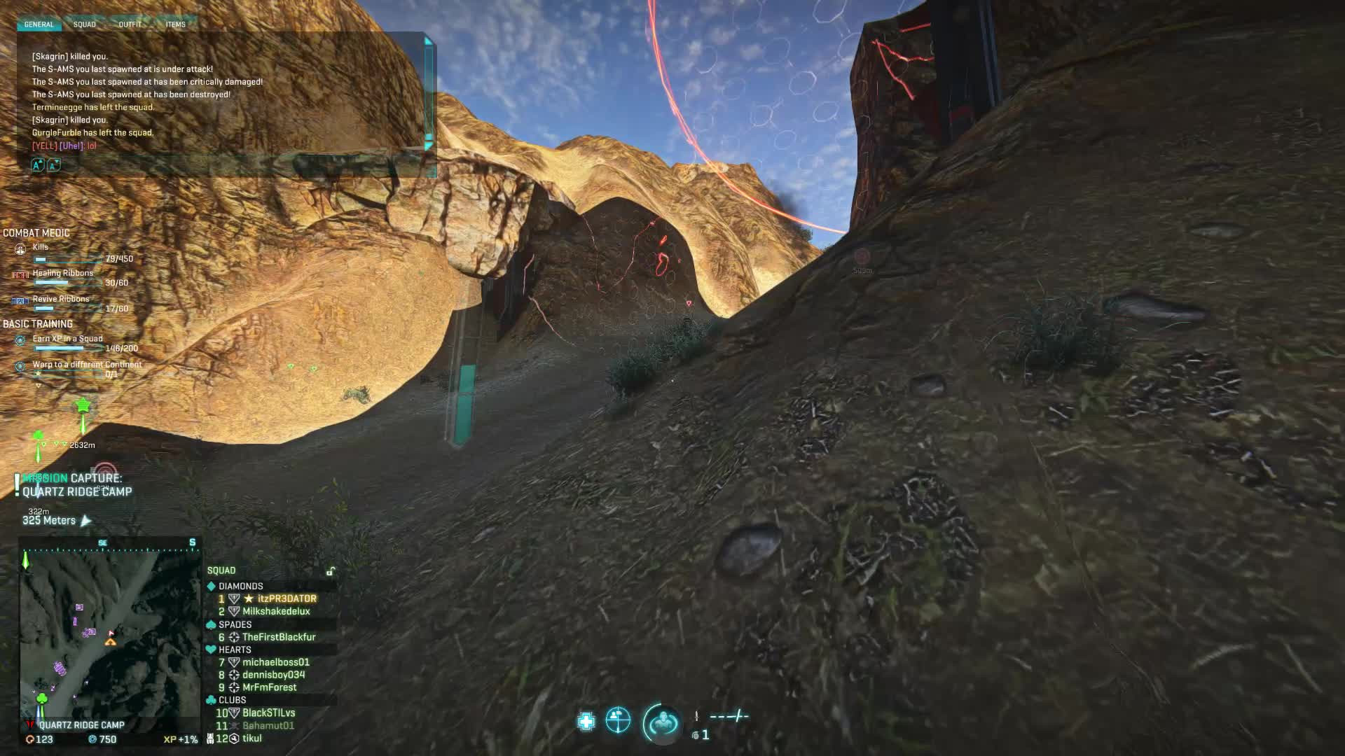 planetside 2, Perfectly Executed GIFs