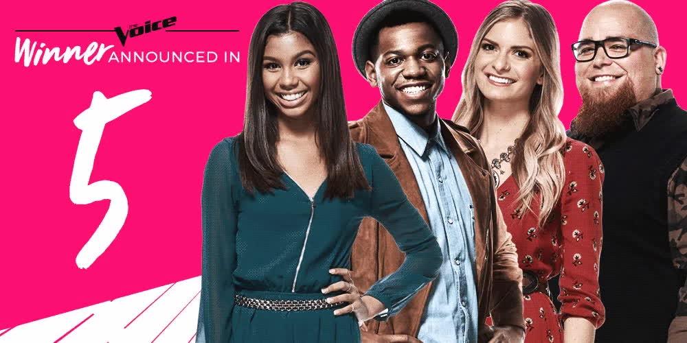 Quán quân The Voice Mỹ mùa 12 thuộc về đội Alicia Keys, phá tan lời nguyền năm nào cũng Blake