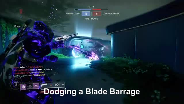 Watch this GIF by Gamer DVR (@xboxdvr) on Gfycat. Discover more Destiny2, Patiens Lupum, xbox, xbox dvr, xbox one GIFs on Gfycat