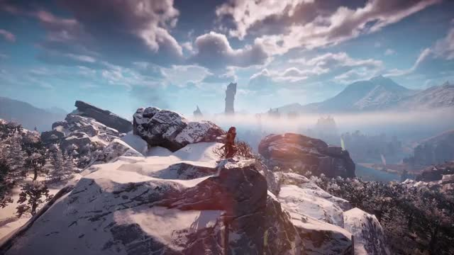 Watch and share Ps4share GIFs and Horizon GIFs by Simon Wermuth Jensen on Gfycat