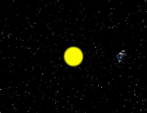 Watch and share Sun, Earth, Moon Animation GIFs on Gfycat