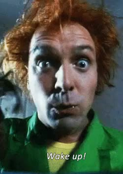 Watch and share Drop Dead Fred GIFs and Rik Mayall GIFs on Gfycat