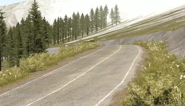 Watch and share BeamNG Drive High Speed Crashes #60 GIFs on Gfycat