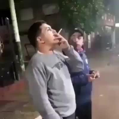 Just kidding no shit