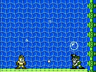 Watch and share Mega Man 2 GIFs and Bubbleman GIFs on Gfycat