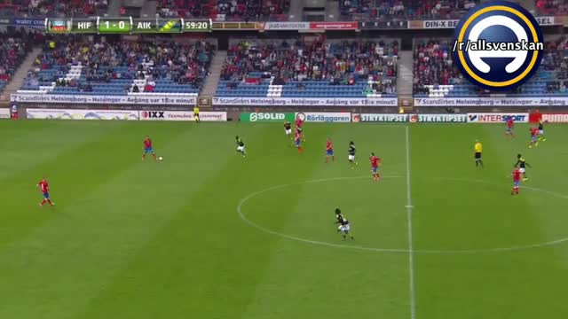 Watch 1-1 GIF by @rallsvenskan on Gfycat. Discover more soccer, soccergifs GIFs on Gfycat