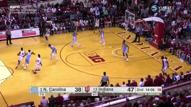 Watch and share Indiana Basketball GIFs and Thomas Bryant GIFs by bladner on Gfycat
