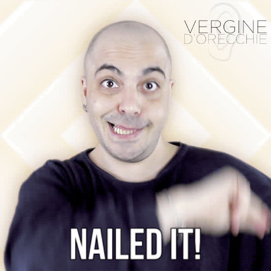 nailed it, snap, vergine d'orecchie, Nailed It GIFs
