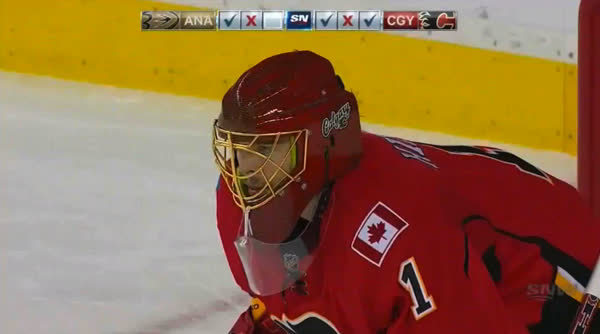 calgaryflames, Taylor Hall will play in the playoffs for the first time in his NHL Career (reddit) GIFs