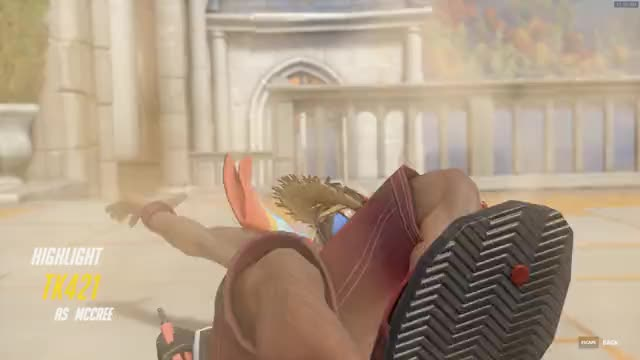 Watch and share Mccree FFA GIFs by choongmarn on Gfycat