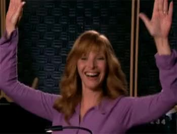 Watch Lisa Kudrow GIF on Gfycat. Discover more related GIFs on Gfycat