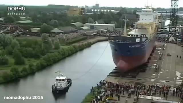 Watch Big Ship Launch Compilation HD 2015 GIF on Gfycat. Discover more gifs, ship (product category), ship launch GIFs on Gfycat