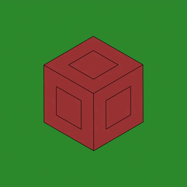 Watch and share Cube Turning [A] GIFs on Gfycat
