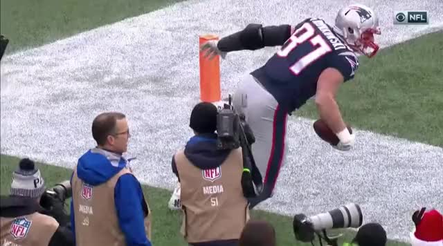 Watch and share 14b More Angles Gronk Td.mov GIFs on Gfycat