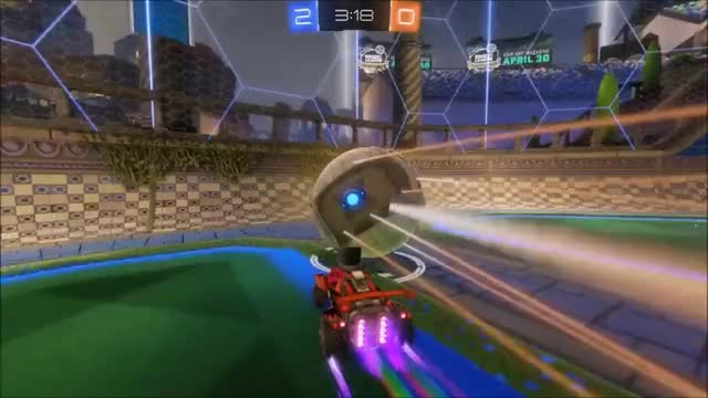 Watch and share Rocket League GIFs and Matrix Dodge GIFs by bombardactyl on Gfycat
