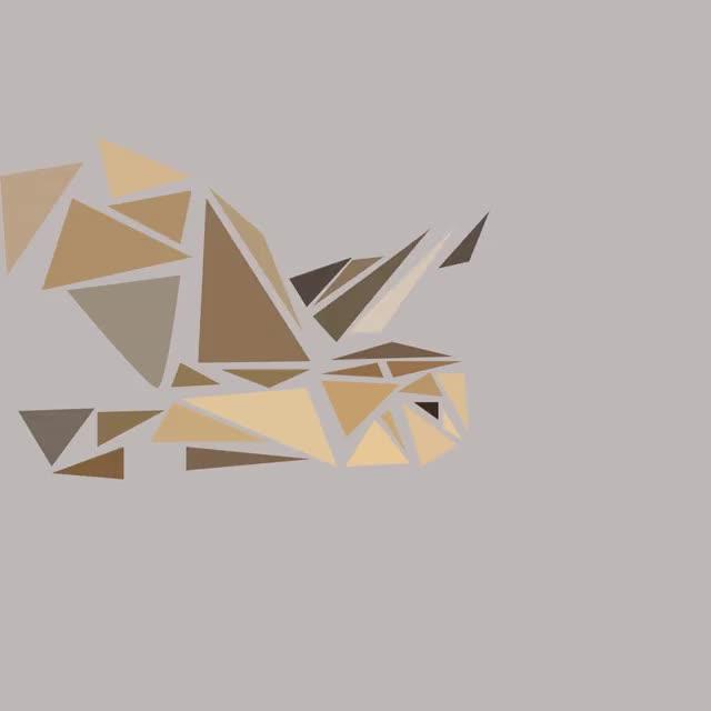 Watch Low Poly Owl GIF by @yunomek on Gfycat. Discover more Art, Low Poly, Owl GIFs on Gfycat