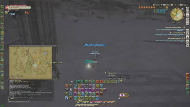 Watch and share Final Fantasy XIV A Realm Reborn GIFs by mcjanglesworth on Gfycat