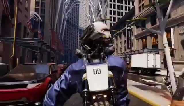 Watch and share Robo Recall Announce Trailer GIFs on Gfycat