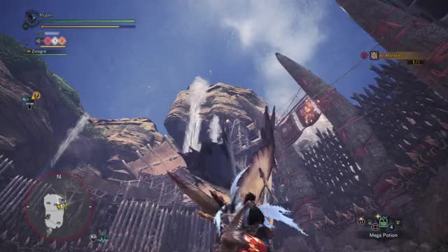 Watch Monster Hunter World 20180420165933 GIF on Gfycat. Discover more related GIFs on Gfycat