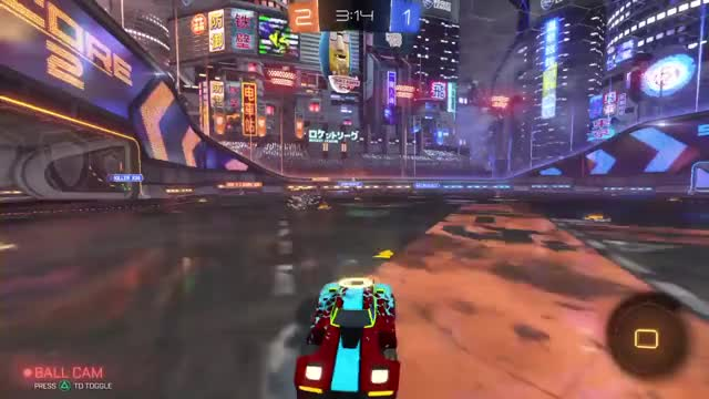 Watch Rocket League®_20180324183817 GIF by ThePyrotechnician (@thepyrotechnician) on Gfycat. Discover more PS4share, Gaming, PlayStation 4, Rocket League®, Sony Interactive Entertainment, ThePyrotechnician GIFs on Gfycat