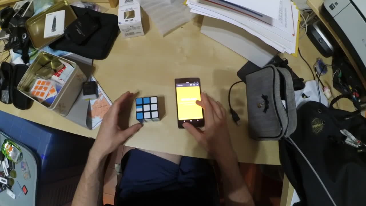 vexillology, San Marino Rubik's Cube GIFs