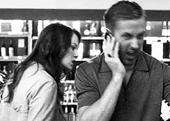 Watch and share Couple Cute Couple Ryan Gosling Emma Stone Crazy Stupid Love GIFs on Gfycat