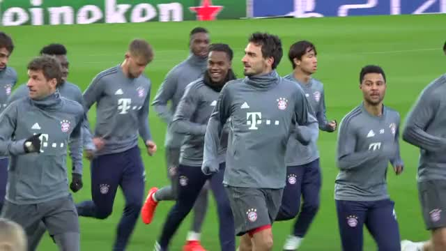 Watch and share Fc Bayern München GIFs and Champions League GIFs on Gfycat