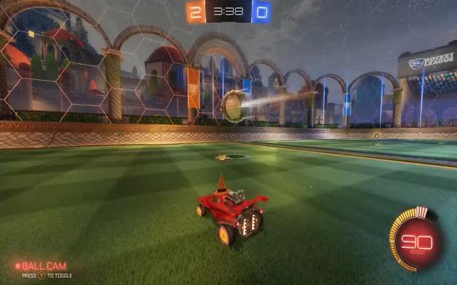 Watch 360 dribble GIF by @literally27 on Gfycat. Discover more rocketleague GIFs on Gfycat