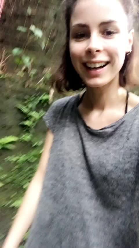 Lena, LenaMeyerLandrut, Lena Bali 31122016(1) GIFs