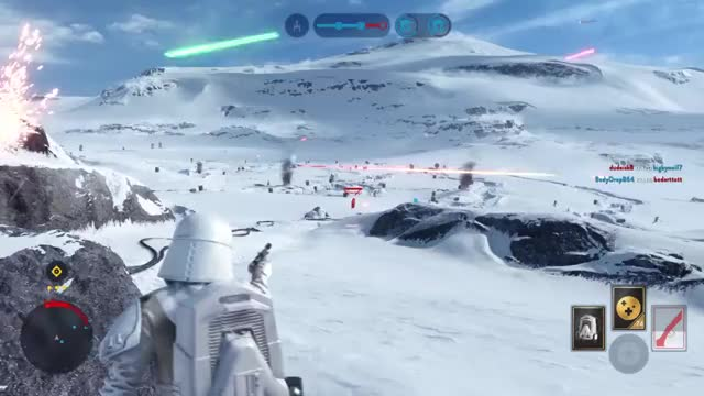 Watch Jump! Jump! GIF on Gfycat. Discover more StarWarsBattlefront GIFs on Gfycat