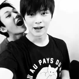 Watch and share Yook Sungjae GIFs and Jung Ilhoon GIFs on Gfycat